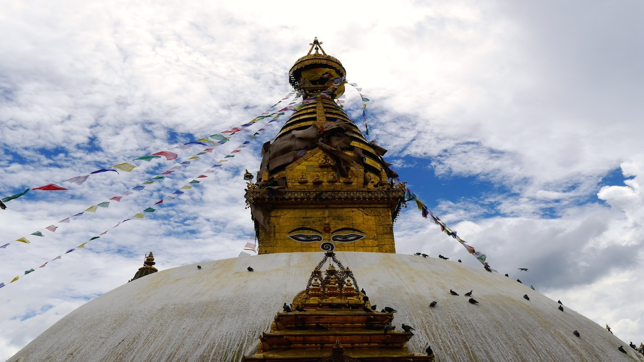 2 most sacred places in Kathmandu Valley