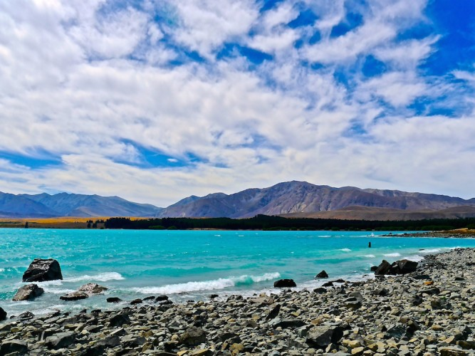 must see places in New Zealand,lake Tekapo