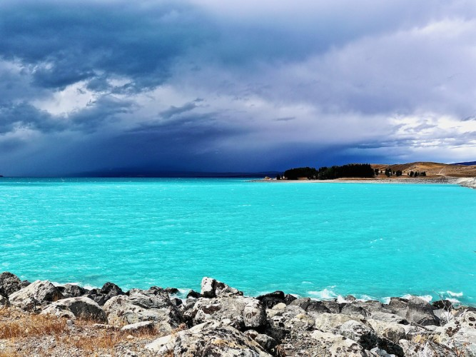 must see places in New Zealand,lake Pukaki