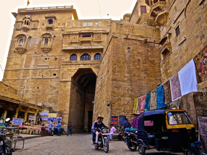 jaisalmer, must see places in rajasthan