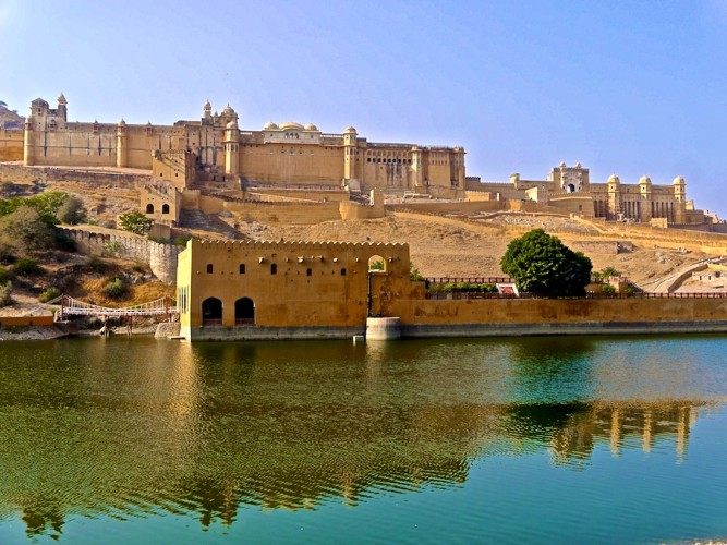 jaipur amer fort, must see places in rajasthan