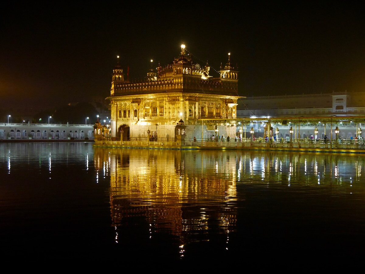 India's Golden Temple in Amritsar: an incredible sacred place that never sleeps