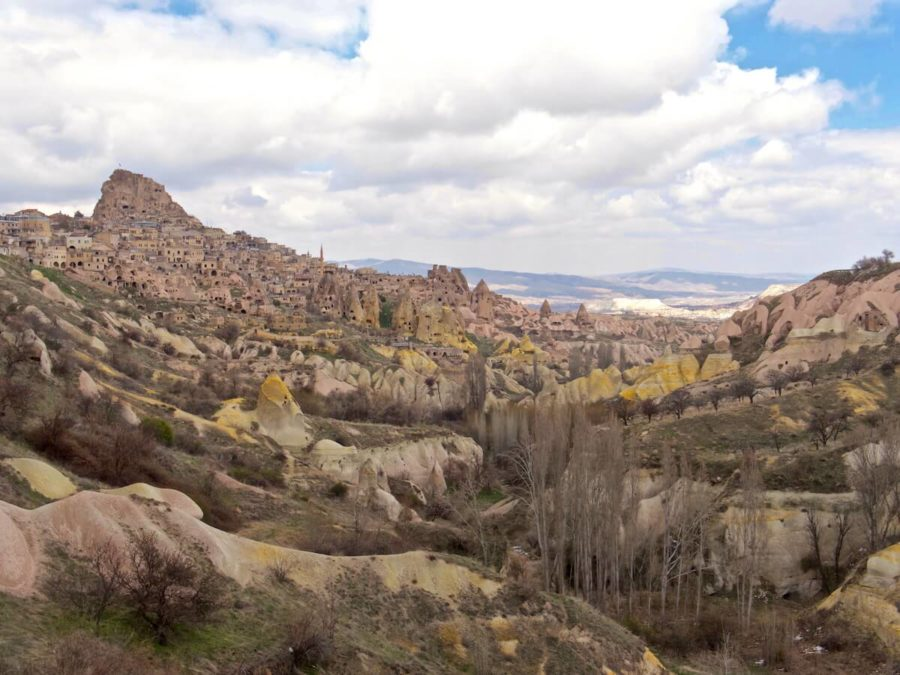 Uchisar & the Pigeon Valley, Cappadocia