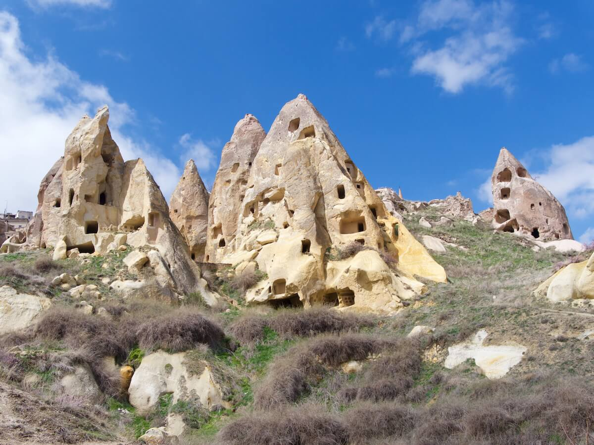 Pigeon Houses, the Pigeon Valley, Cappadocia