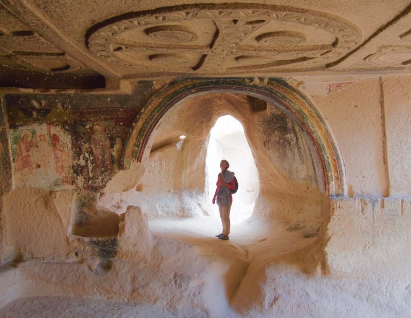Cave Church, Red Valley, Cappadocia
