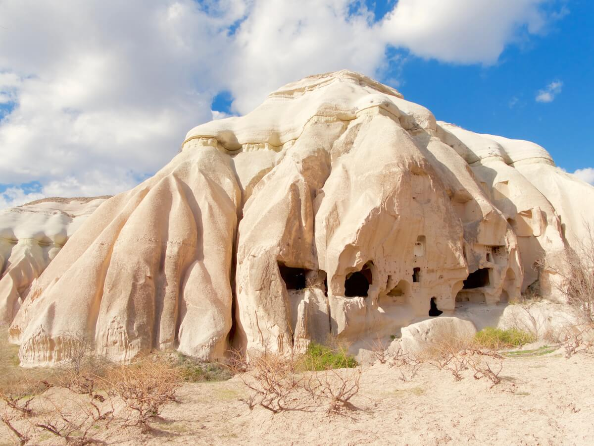 Cave Church, Pink/Red Valley, Cappadocia